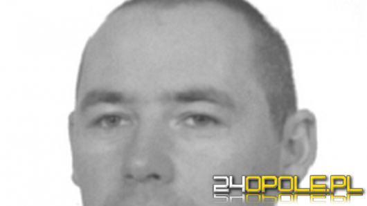 Policjanci poszukują zaginionego Andrzeja Nawrota