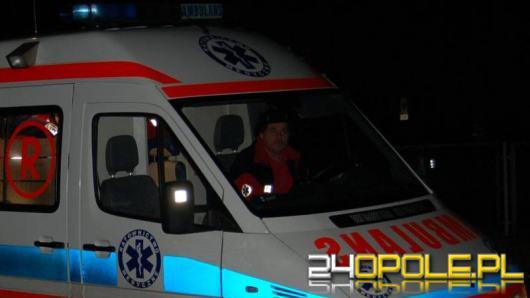 Pijani uczestnicy zlotu samochodów terenowych zaatakowali zespół ratownictwa medycznego