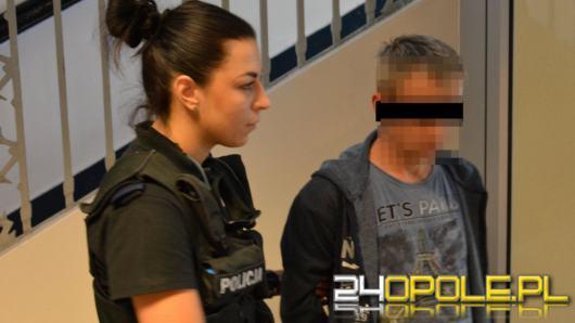 Pijany zaatakował ekspedientkę, odpowie za usiłowanie gwałtu