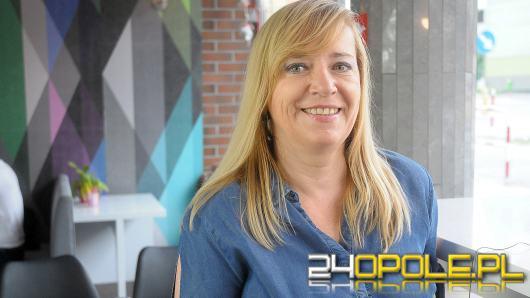 Joanna Dzido - w tym sezonie pływamy tylko na Bolko i Błękitnej Fali