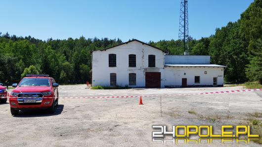 38-latek usłyszał zarzuty w sprawie składowania odpadów chemicznych w Dąbrowie Niemodlińskiej