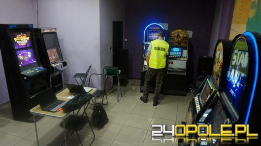 KAS z Opola zlikwidowała nielegalne salony gier