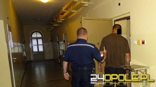 Godzinę po kradzieży został zatrzymany