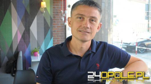 Mariusz Rumak - dzisiaj budujemy fundamenty drużyny