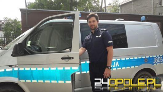 Chciał skoczyć, policjanci uratowali życie 29-latkowi