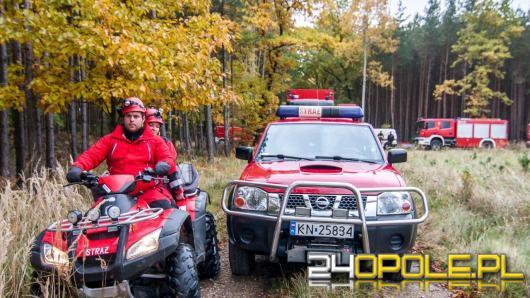 OSP Suchy Bór zbiera pieniądze na ratowniczego quada