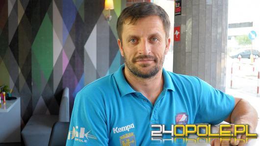 Rafał Kuptel - lubię wyzwania, nie odpuszczamy ani pucharów ani ligi