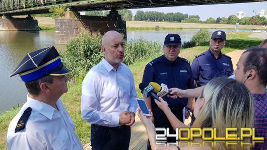 Połowa wakacji - podsumowanie bezpieczeństwa w województwie opolskim