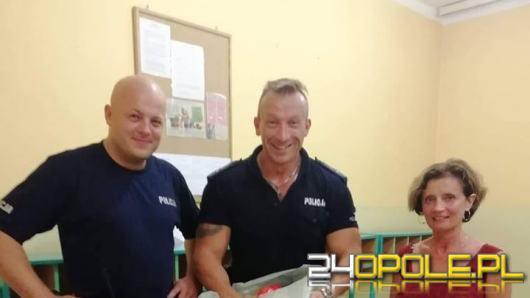 """""""Zakrętki dla Nikosia"""" - charytatywna zbiórka namysłowskiej policji"""