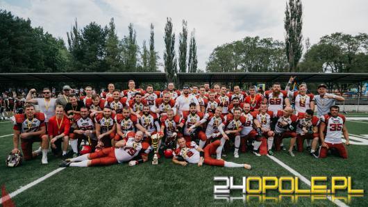 Drużyna Towers Opole awansowała do 1 ligi!