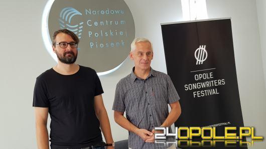 Już po raz 7. młodzi artyści zaprezentują się na Opole Songwriters Festival