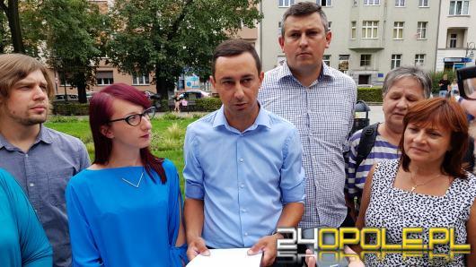 Marcin Gambiec będzie kandydował na prezydenta Opola
