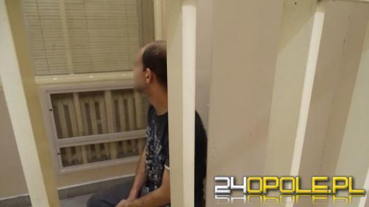 Nie wrócił do zakładu karnego z przepustki, pomogli mu w tym policjanci