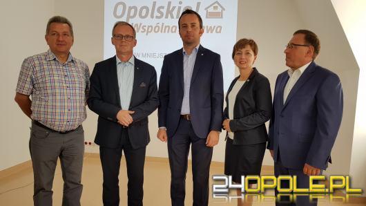 Komitet Wyborczy Wyborców Mniejszość Niemiecka przedstawił kandydatów do Sejmiku