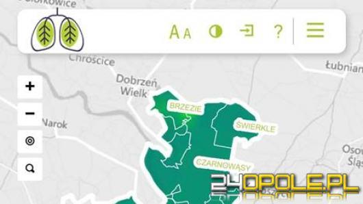 Prognoza jakości powietrza w Opolu dzięki nowej aplikacji