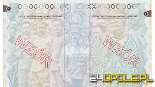 Od 5 listopada wchodzi w życie rozporządzenie w sprawie nowej szaty graficznej paszportów