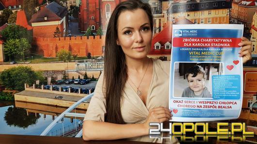 Maria Ciołeszyńska - weekend pod znakiem tenisa i badania wad postawy