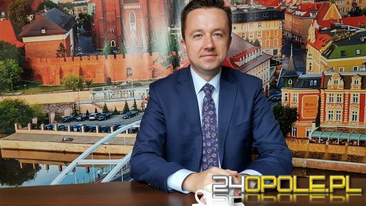 Piotr Mielec - na Opolszczyźnie zaczyna brakować miejsc noclegowych w dobrym standardzie