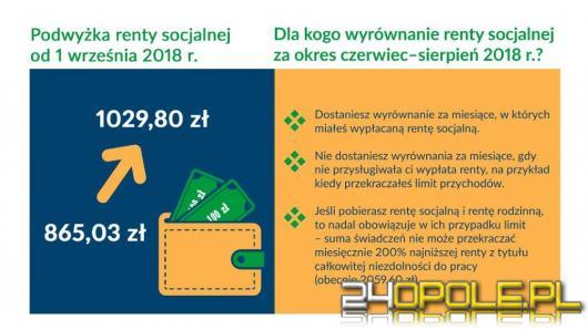 Ponad sześć tysięcy Opolan dostanie podwyżkę i wyrównanie