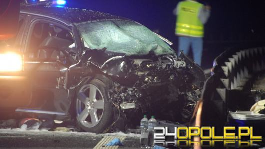 Tragiczny wypadek na obwodnicy Nysy. 5 osób nie żyje