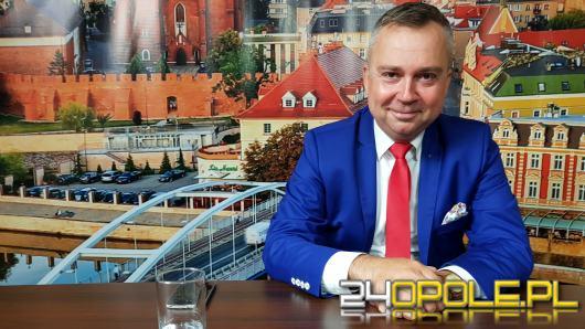 Piotr Woźniak - mamy ambicje, żeby współrządzić w województwie
