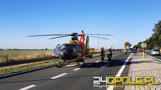 Tragiczny wypadek w Kuniowie. Nie żyje 21-letni motocyklista