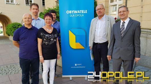 KWW Obywatele dla Opola również są za darmową komunikacją miejską