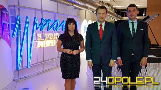 Miasto podpisało umowę z TVP na 3-letnią organizację Krajowego Festiwalu Polskiej Piosenki