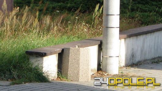 Wyrzucił do kosza na śmieci 17,5 tys. złotych, myślał że pomaga policji