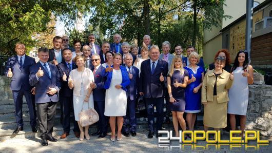 PiS przedstawił listy kandydatów do Sejmiku Województwa Opolskiego