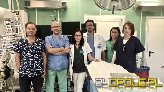 Kolejny sukces naszych kardiologów