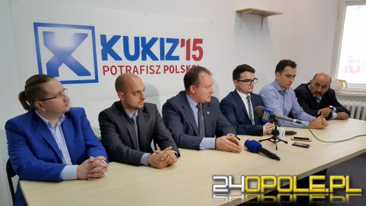 Nie 100 tysięcy złotych, a milion złotych proponuje dla rad dzielnic Paweł Grabowski
