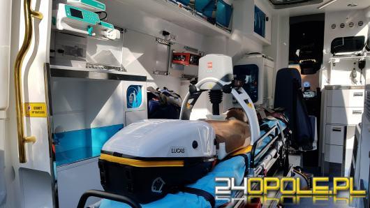 Nowoczesny ambulans zasilił Centrum Ratownictwa Medycznego w Opolu
