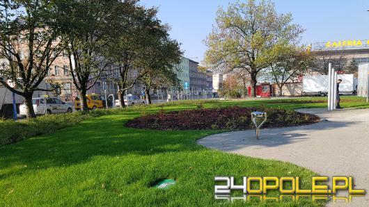 Plac Jana Pawła II już gotowy. Zobaczcie jak wygląda
