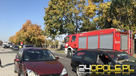 Zderzenie na ulicy Budowlanych, 22-latka w szpitalu