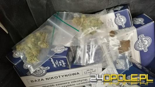 Wracali z Holandii z narkotykami