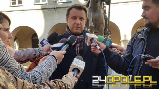Arkadiusz Wiśniewski dziękuje wyborcom. To najlepszy wynik w historii wyborów samorządowych Opola
