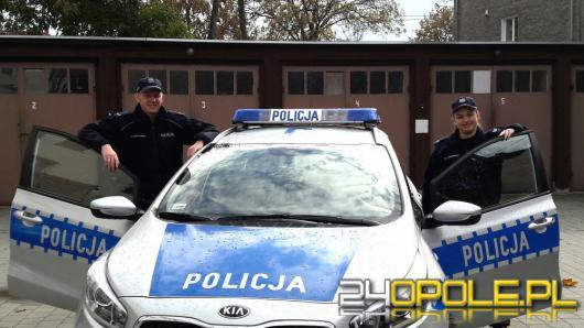 Na porodówkę z policyjną eskortą