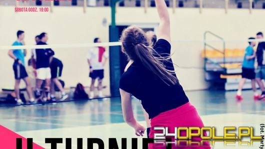 Spróbuj swoich sił w II Turnieju Badmintona