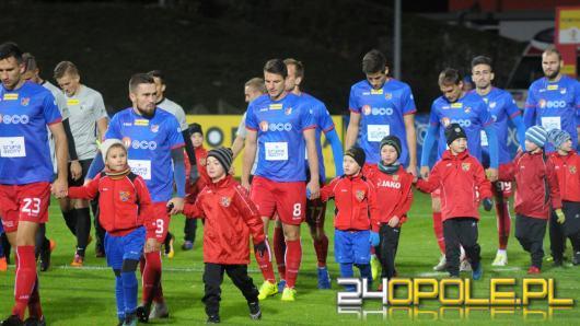 Odra Opole przegrała  1:0 z Podbeskidziem Bielsko-Biała.