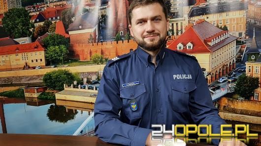 Dariusz Świątczak - policja prosi o rozsądek podczas listopadowego święta