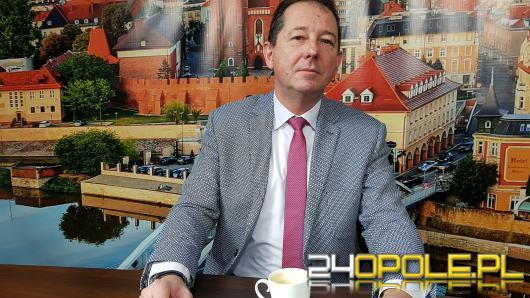 Benedykt Nowak - nawet 30 proc. policjantów opolskiego garnizonu jest na L4