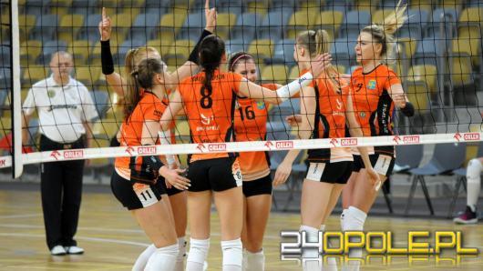 Siatkarki z Opola odniosły kolejne zwycięstwo!