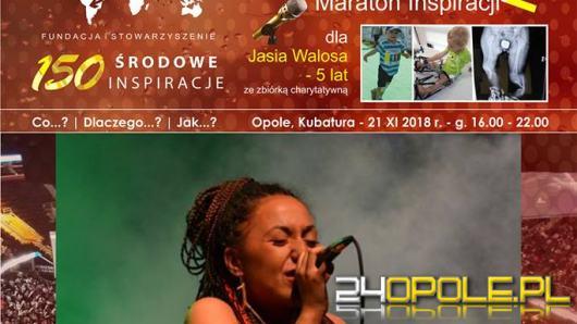 Jubileuszowy Maraton Inspiracji 2 już w najbliszą środę w Centrum Kubatura
