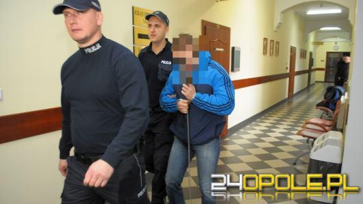Zabójstwo 23-latka na Armii Krajowej w Opolu. Podejrzewani o przestępstwo stanęli przed Sądem