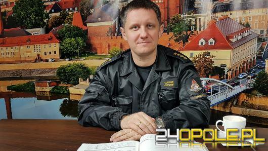 Łukasz Olejnik - już ponad 30 interwencji strażaków związanych z tlenkiem węgla