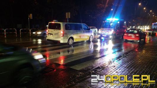 Poszukiwani świadkowie wypadku