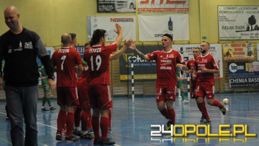 Berland Komprachcice pewnie wygrywa z Lublinem