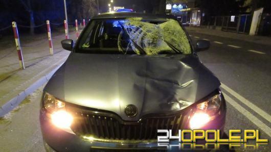 Policja apeluje: Przejście w niedozwolonym miejscu może kosztować życie!
