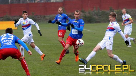 Odra Opole awansowała do ćwierć finału Pucharu Polski